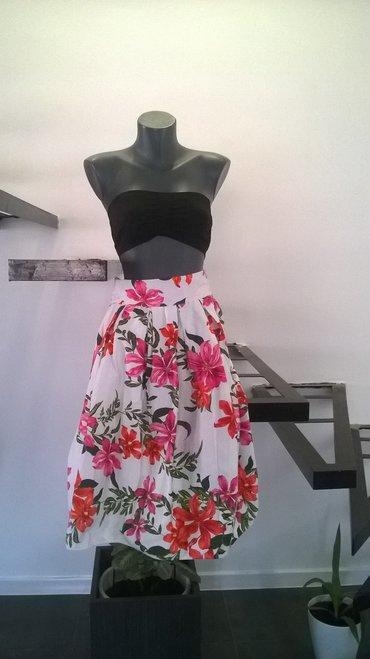 Moderna suknja. vel univerzalna