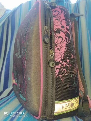 Детский мир - Кызыл-Туу: Школьный рюкзак ортопедическая размеры регулируются продаю за 1500 сос