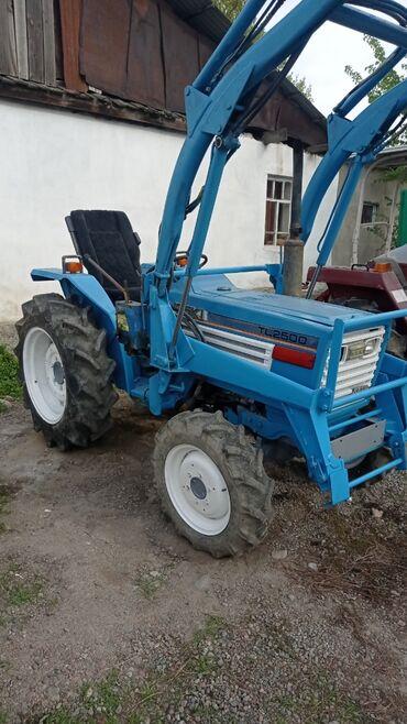 купить трактор т 25 бу в Кыргызстан: Исеки 25