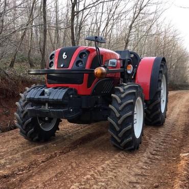 Yük və kənd təsərrüfatı nəqliyyatı Xırdalanda: Basak traktorlarinin lizinkla verilmasi 40%dovlat dasdayi ila