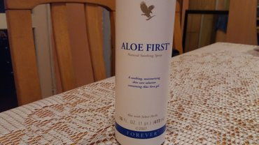 Aloe first - natural spray. Prva pomoć uz vas. Posekotine, opekotine, - Belgrade