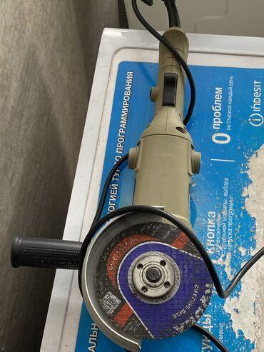 Мощность: 2400 Ватт/15 A Оборотов без нагрузки: 6000 об/мин Резьба