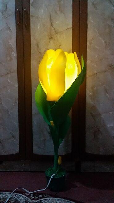 Тюльпан. Светильник. Освещение. Декор для дома. Можете подарить родным