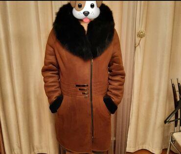 где можно купить платья больших размеров недорого в Кыргызстан: Дублёнка светло-коричневая! Очень богатый цвет. Одевала пару раз
