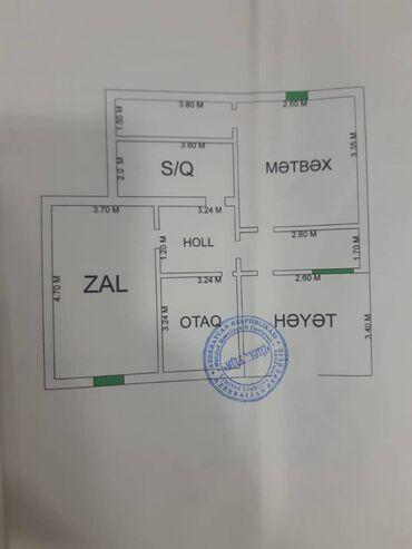 sabuncu - Azərbaycan: 70 kv. m 2 otaqlı