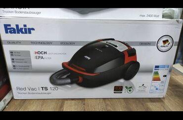 """Пылесос """"Fakir"""" Модель: ТS120 Производство: Турция  Тип уборки: Сухая"""