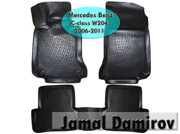 benz - Astara: Mercedes benz c-class w204 2006-2011 üçün poliuretan ayaqaltılar. Поли