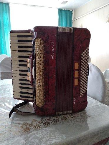 Аккордеоны в Кыргызстан: Продаю! Для новичков! Фальш бар аккорддо эки үчөө.  Только звонить или