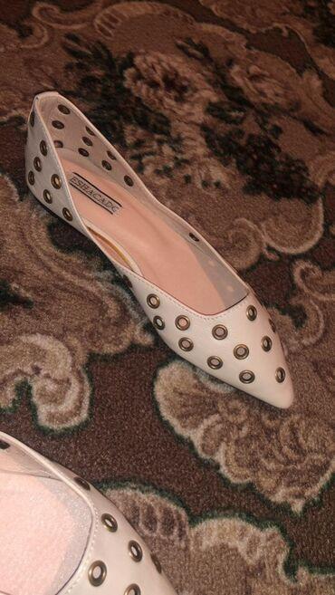 Продаю новые классные балетки ножки будут дышать за щет дырочек