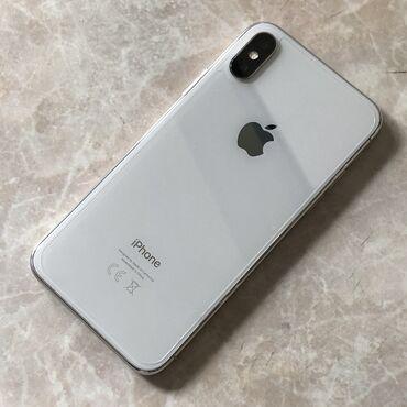 IPhone X | 64 ГБ | Белый | Б/У | Гарантия