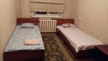 восток 5 квартиры in Кыргызстан   ПОСУТОЧНАЯ АРЕНДА КВАРТИР: 3 комнаты, Туалет, Без животных