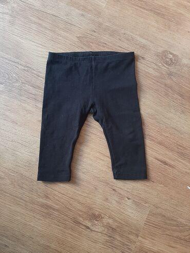 Crne pantalone - Srbija: Idexe helanke vel. 68 cm, kao nove, divne