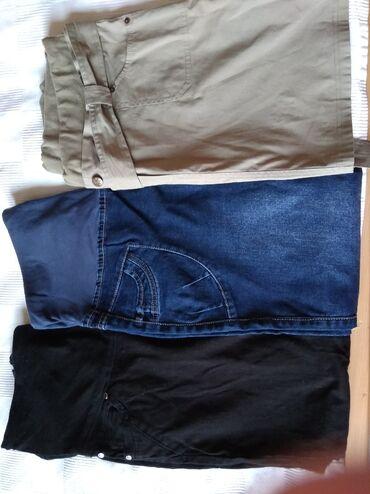 одежда для беременных в Кыргызстан: Продаю одежду для беременных б/у Размер s,m,l Все за 300 сом