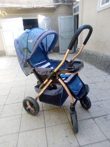 usaq kravati в Кыргызстан: Продаю коляску в хорошем состоянии, горку и кружок для купания