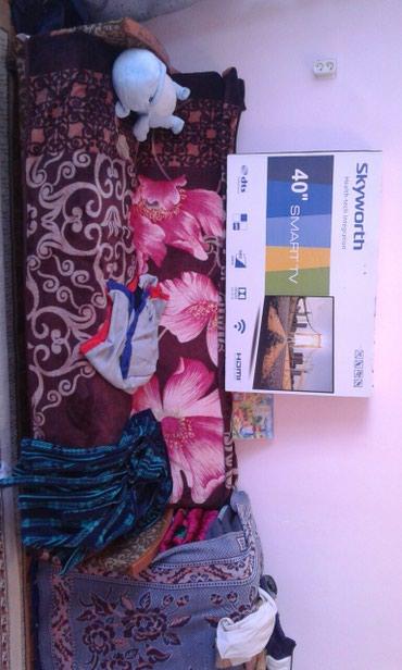 Продаю новый телевизор скайворт 40-й в Бишкек