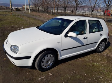 volkswagen golf 2 в Кыргызстан: Volkswagen Golf 2001