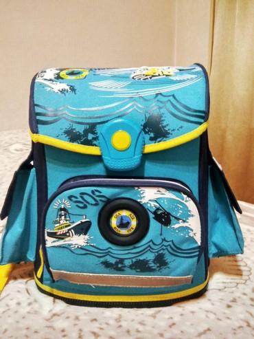 Продаю ортопедический школьный портфель, состояние отличное!!!  в Бишкек