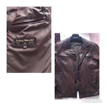 Куртка мужская ,натуральная кожа!!! 3xl-56р . Торг при примерки!!!! в Сокулук