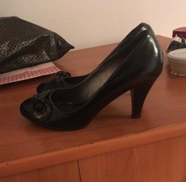 Женские туфли кожа,почти новые,36-37 размер,🤩🤩🤩 в Бишкек