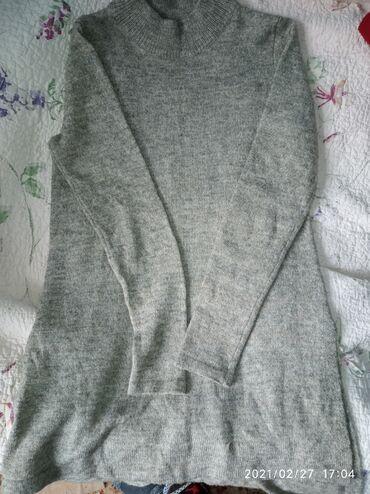 Продаю коричневую кофту от HM цвет коричневый на фото вышел серый