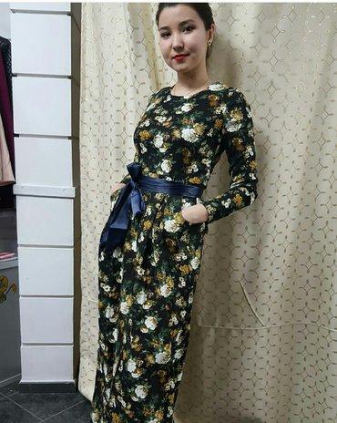 Платье тёплое, 44 размера. на рост 173 в Бишкек