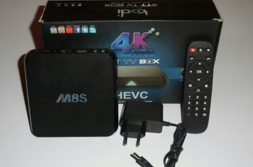 Android smart TV BOX M8S - Beograd