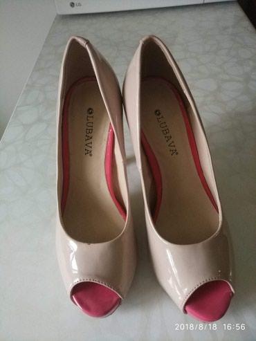 Продаю туфли 37 размер одеты один раз,состояние новых в Бишкек