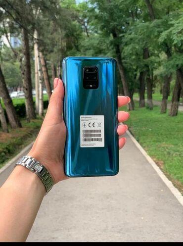Б/у Xiaomi Redmi Note 9S 64 ГБ Синий