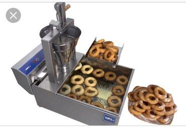 Продаю оборудование для пончиков по приемлемой цене в Кочкор