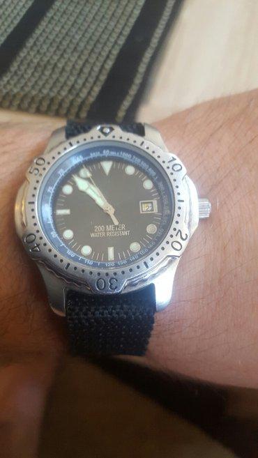 Polovan sat,miyota japanski mehanizm jako kvalitetan,ima datum i - Krusevac