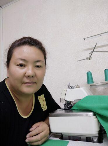 Работа - Ак-Джол: Швея надом ищу работу на 4хнитку качество гарантирую