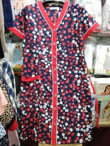 razrez-na-pododejalnike в Кыргызстан: Снова в наличии турецкие тонкие хбшные халаты. в наличии ночные сорочк