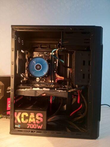 rx 570 4gb в Кыргызстан: Игровой ПК i5 + rx 570 Процессор: Intel core i5 3330 3,20