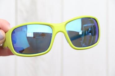 Спорт и отдых - Украина: Сонцезахисні окуляри Oakley    Колір: жовтий  Стан: гарний. Є сліди но