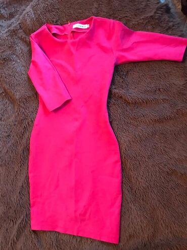 Продам платье в хорошем состоянии. Размер S подойдёт на M. 300 сом