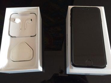 Iphone 7 128 gb black в Бишкек