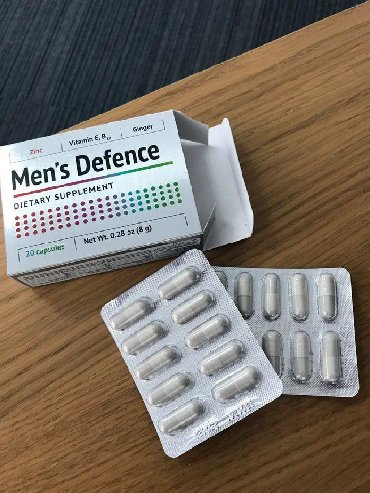 Средство от простатита- Менс Дифенс>>> Заказать можно на