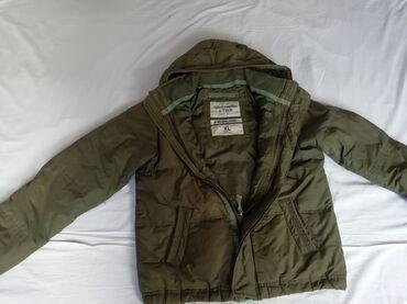 Muske jakne zimske - Srbija: Muška zimska abercrombie and fitch jakna XL. Veoma dobro očuvana, sa