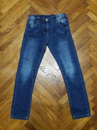 Topolino farmerke, velicina 122-128. Pantalone su kao nove. Prijatan - Belgrade