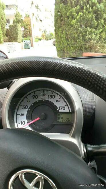Toyota Aygo 1 l. 2006 | 117000 km