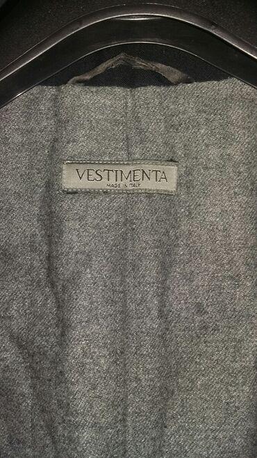 Odlican italijanski kaput br.52-54