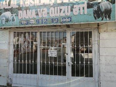 dukan - Azərbaycan: OPD qesebesinde et dukani arendaya verilir. Obyekt yol qiraqindadi