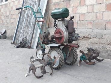 мотоблок бишкек in Кыргызстан | ДРУГОЙ ТРАНСПОРТ: МотоблокМотоблок МК-1мДвигатель 123куб 2СД-М1Расход бензина 1литр/час