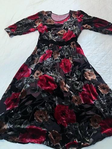 Платье из натурального панбархата. в Бишкек