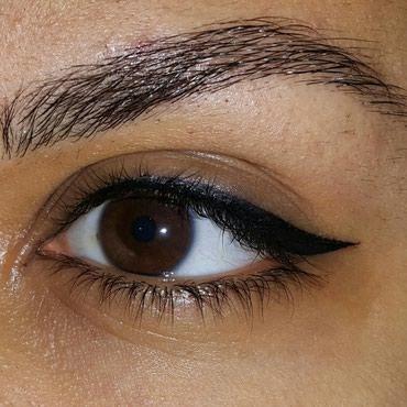АКЦИЯ. АКЦИЯ. Татуаж глаз, перманентный макияж век в Бишкек