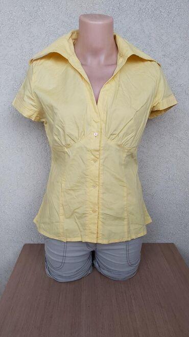 Košulje i bluze | Pozarevac: AZZARO pamucna kosuljaPise 44,ali mislim da odgovara velicini