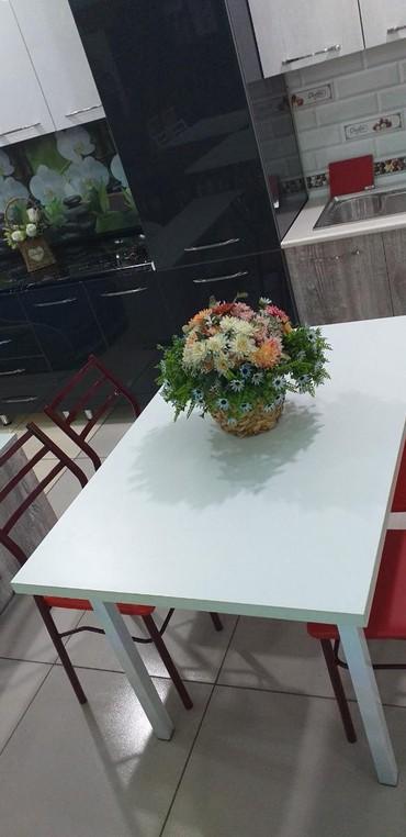 Нур Бай мебель  стол стулья  на заказ и вналичи в Бишкек