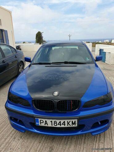 BMW 320 2 l. 2004 | 229000 km