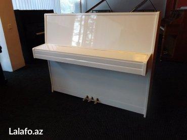 Pianino - Hissə-hissə ödəmək mümkündür.Müxtəlif marka və modellərdə