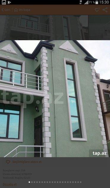 Xırdalan şəhərində Masazirda 2 sotda 2 martabàli 4 otaqli tamirli hayat evi tàcili
